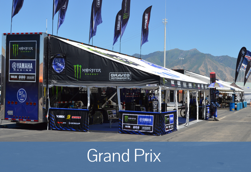 Grand Prix Canopy | Race Canopies