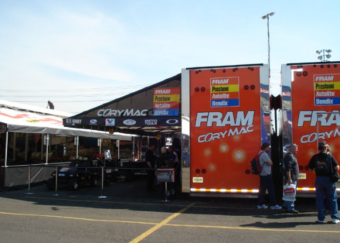 NHRA | Race Canopies