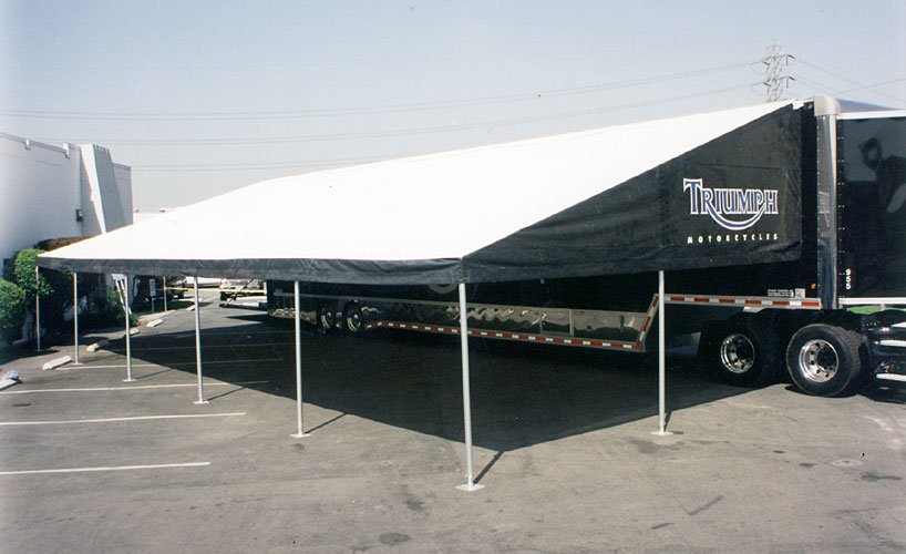 Grand Prix Canopy Race Canopies